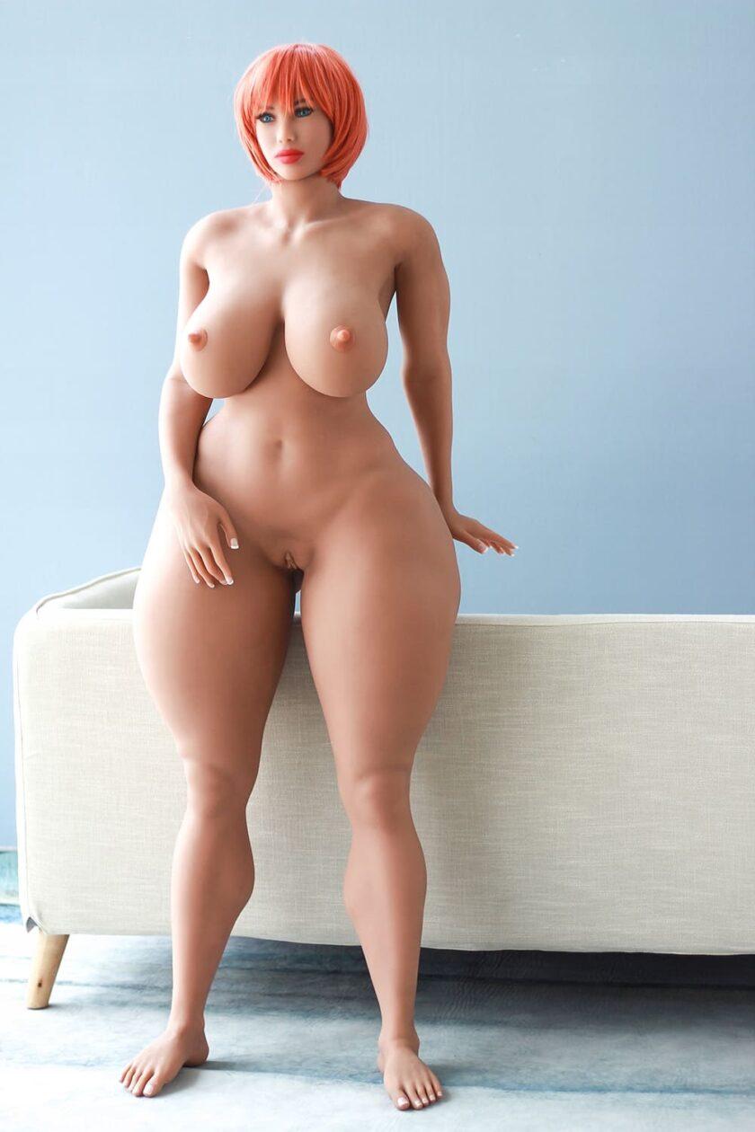 секс-кукла толстая жопа, большая грудь