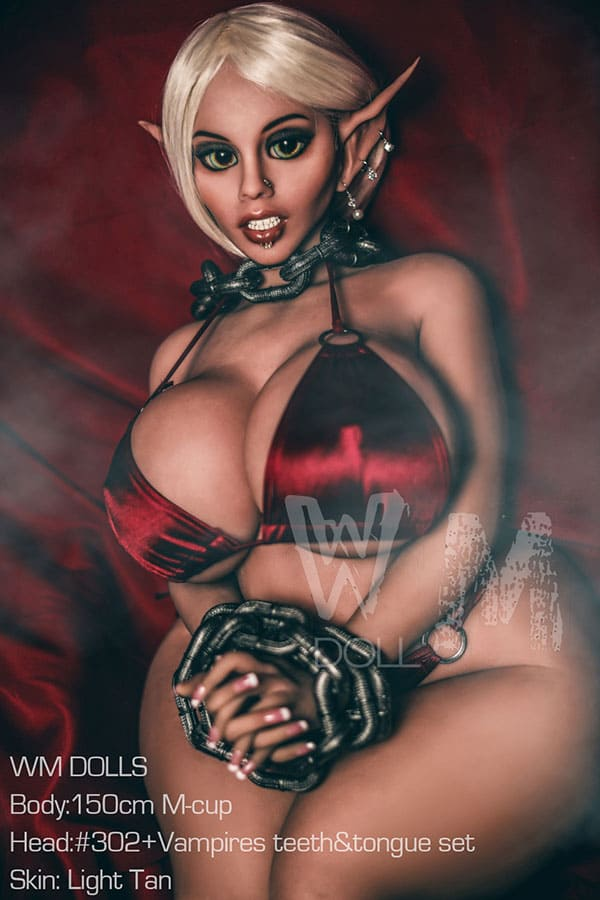 реалистичная секс кукла эльф