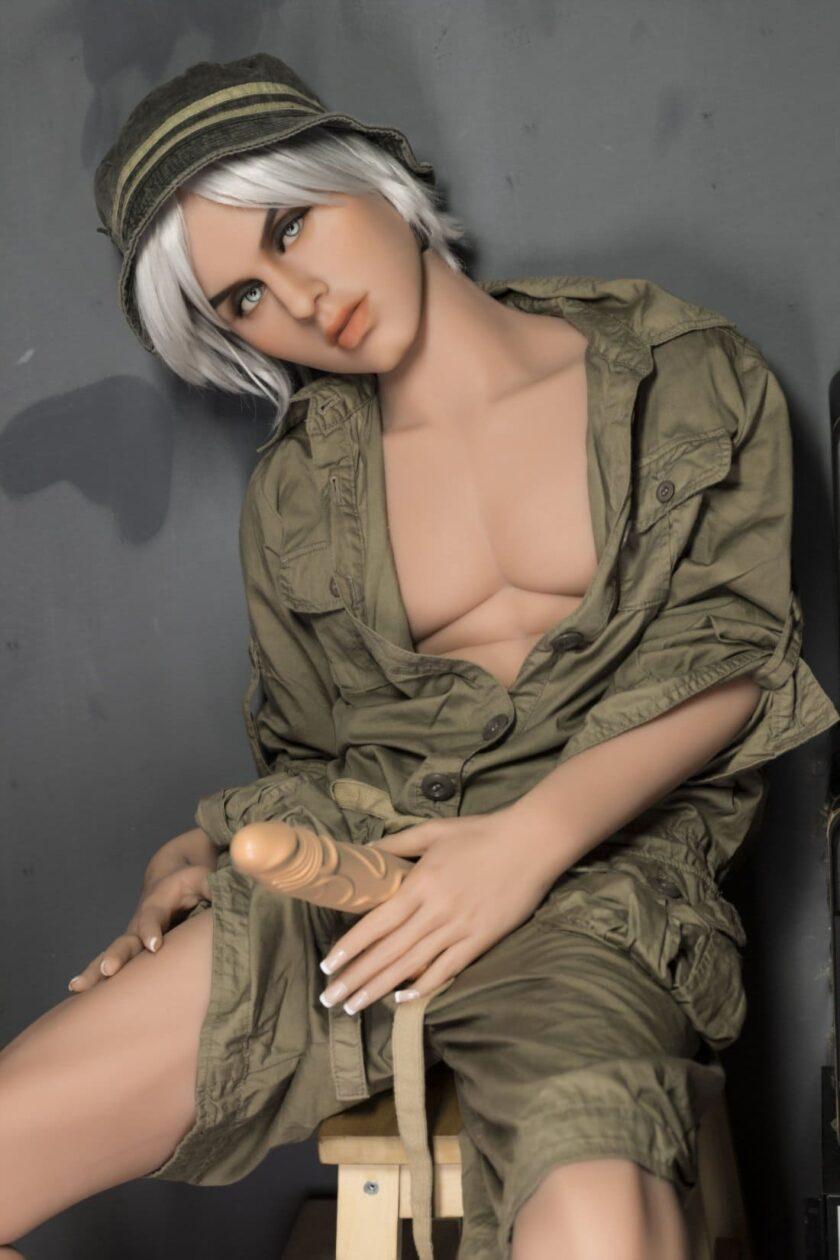 реалистичная секс кукла мужчина