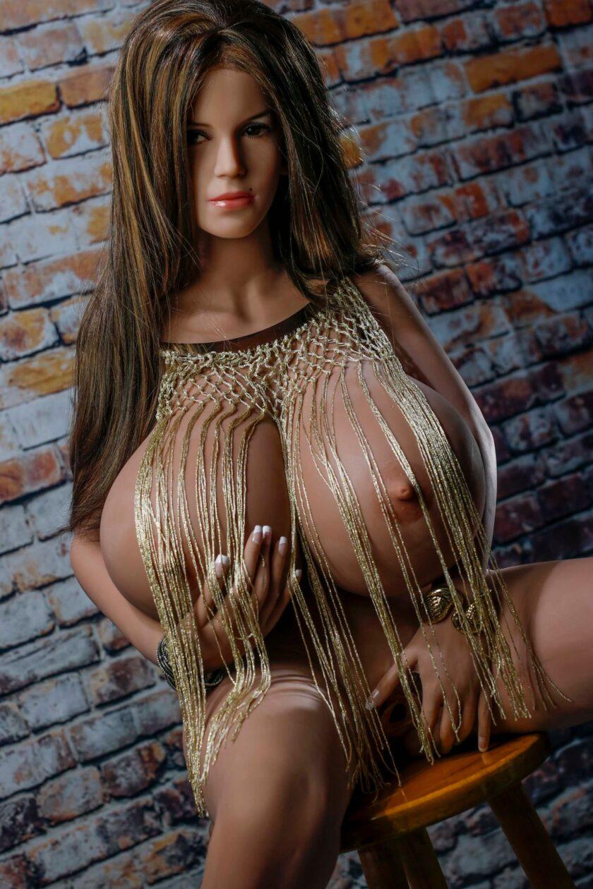 кукла для секса XXL огромная грудь