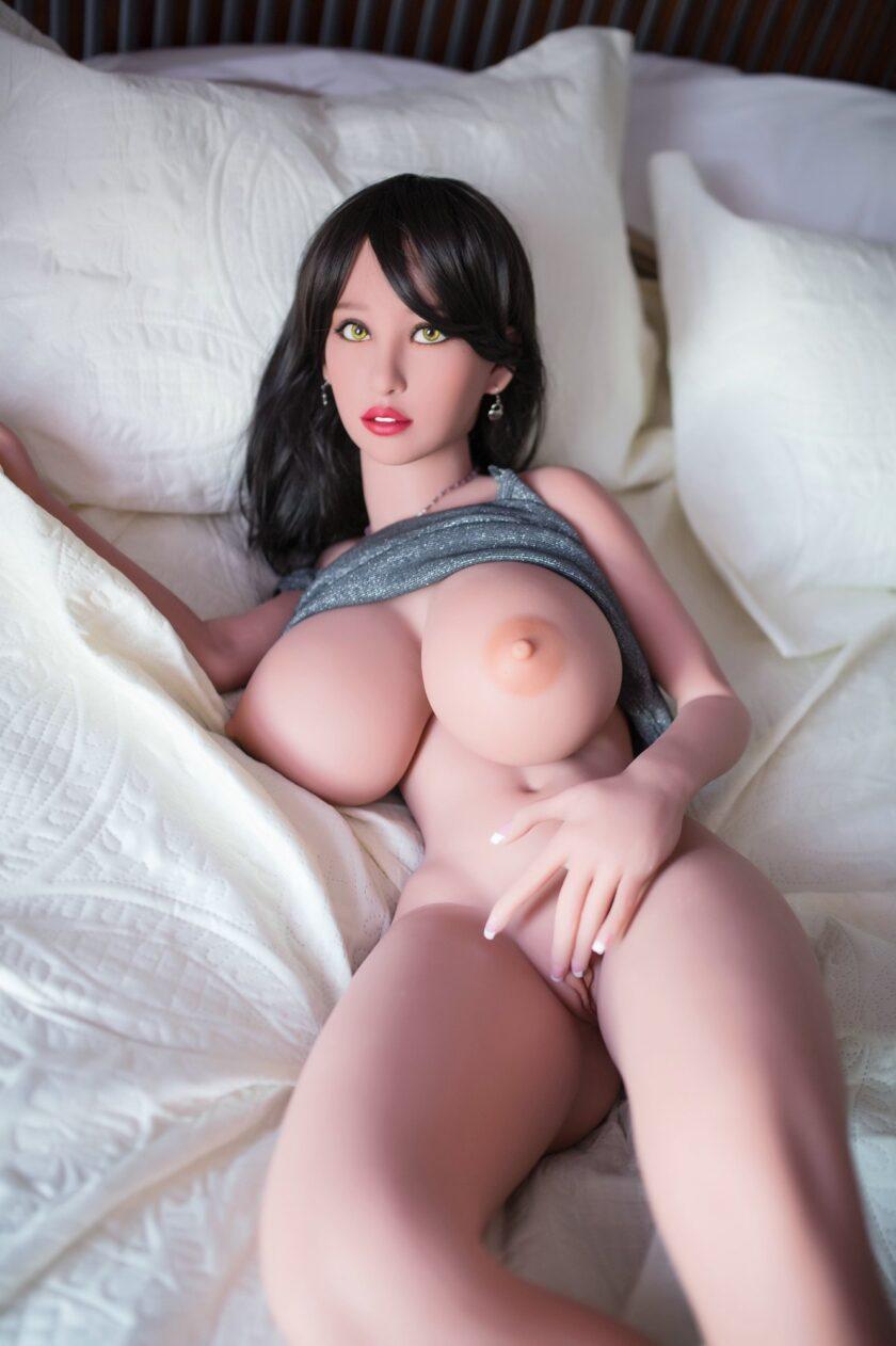 реалистичная живая секс кукла