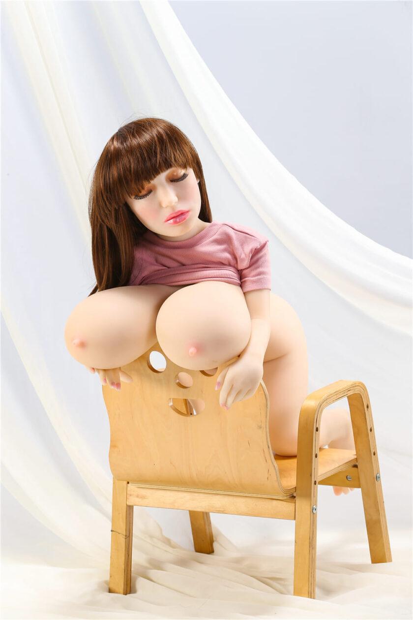 женщина карлик кукла для секса