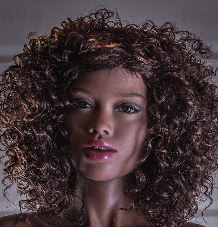 Секс-кукла африканка