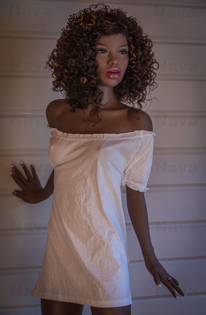 темнокожая секс кукла
