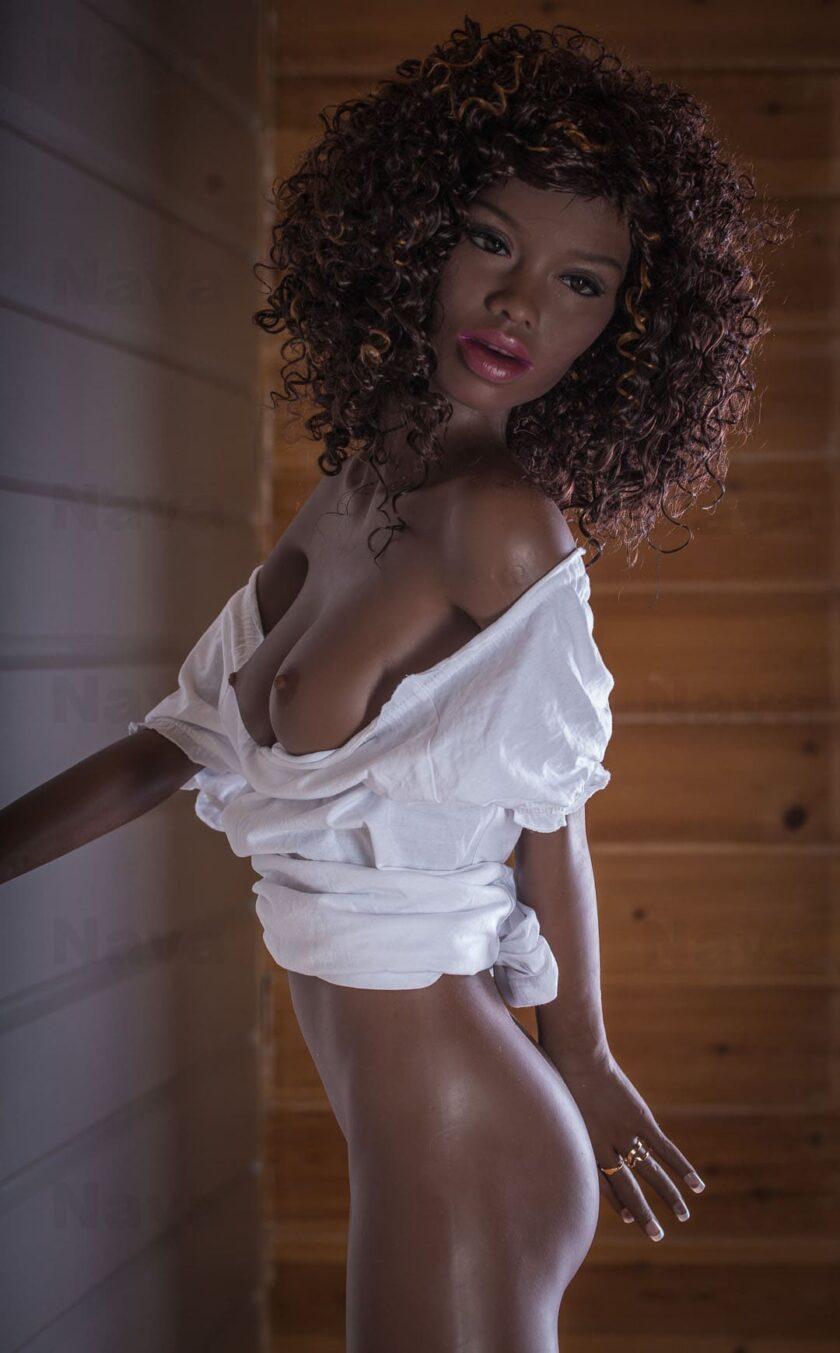 секс кукла WM Doll черная