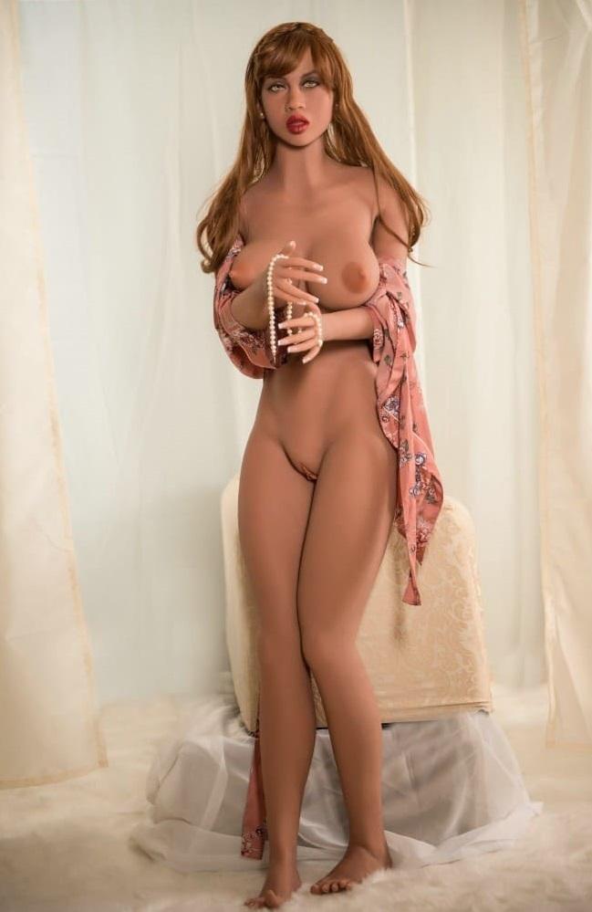 силиконовая кукла милфа
