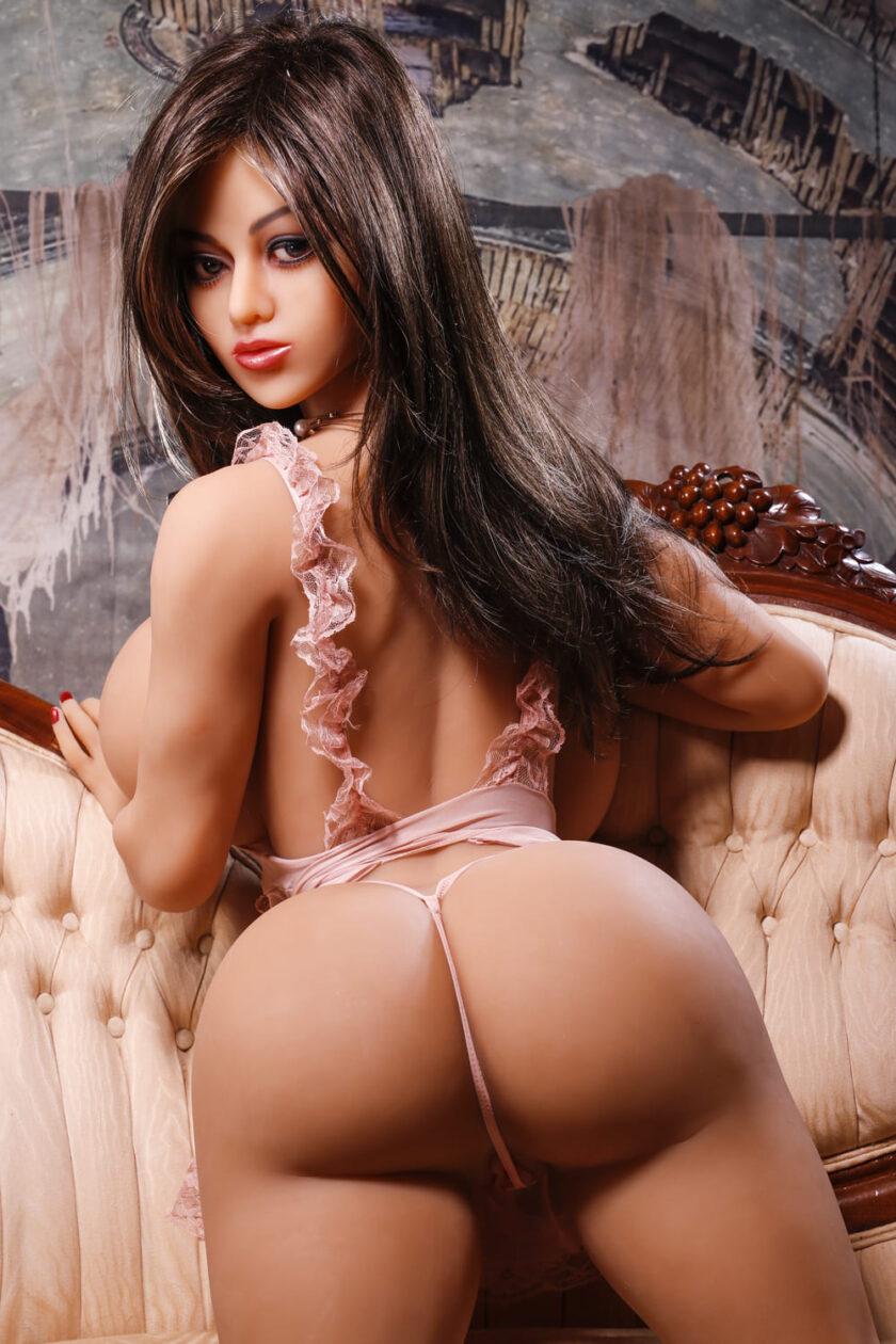 секс кукла брюнетка