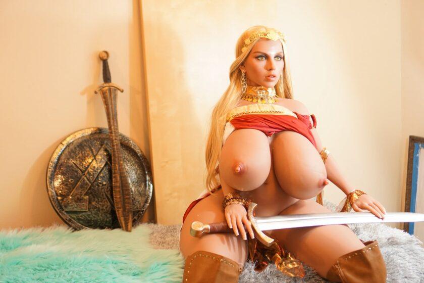 секс-кукла гигантская
