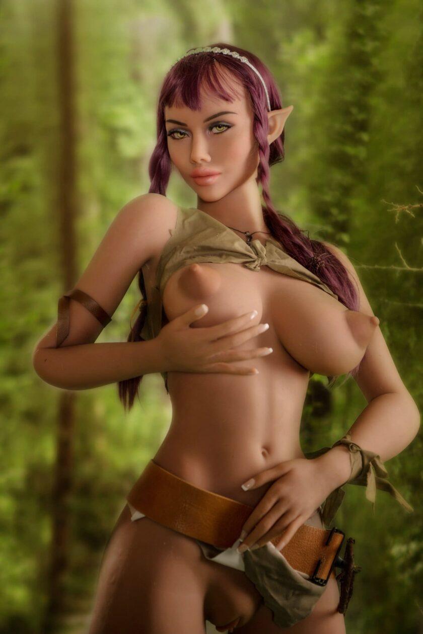 секс-игрушка в виде эльфа