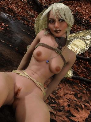 эльф секс-кукла