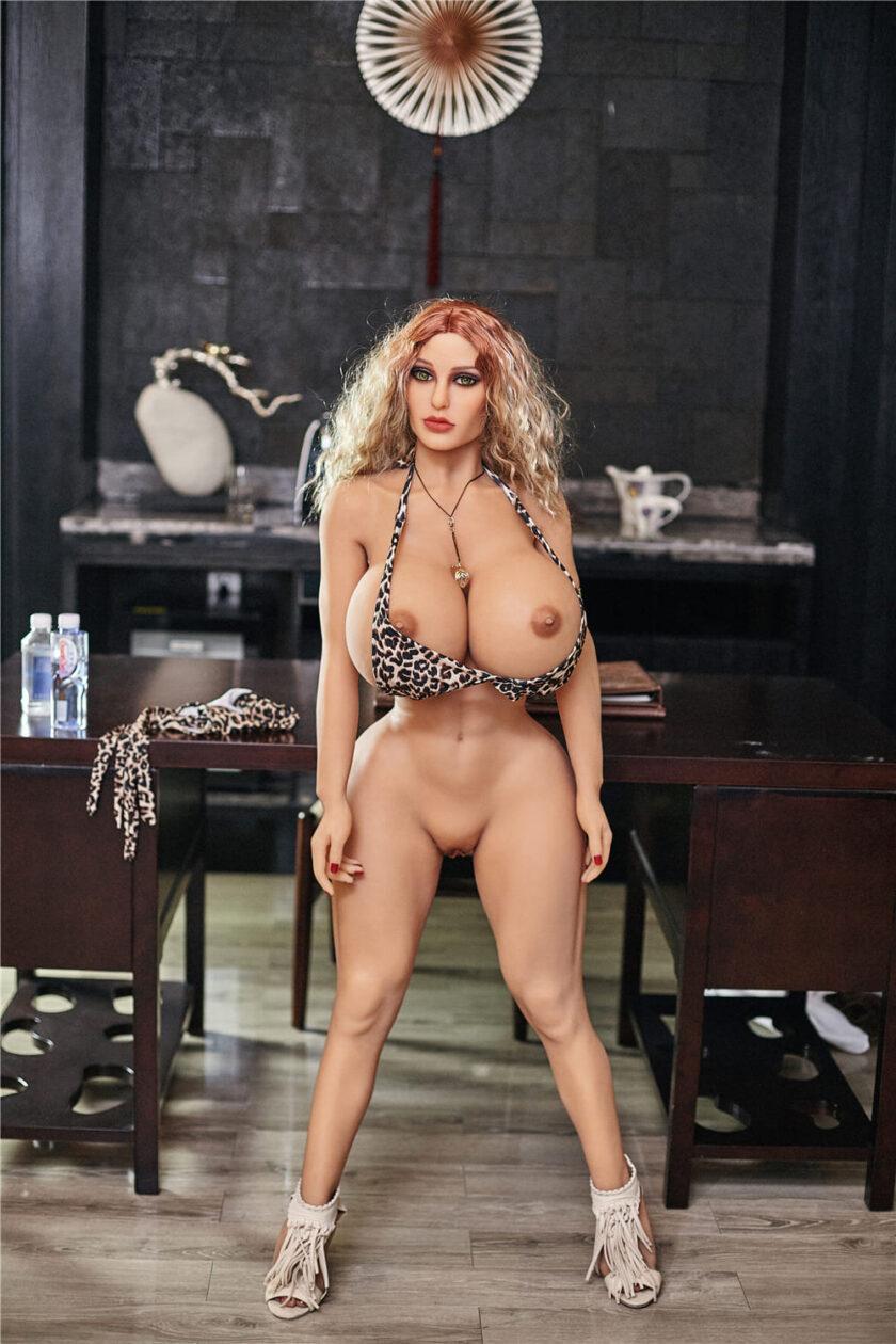 секс кукла IRONTECH DOLL