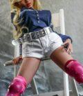 маленькая секс-кукла
