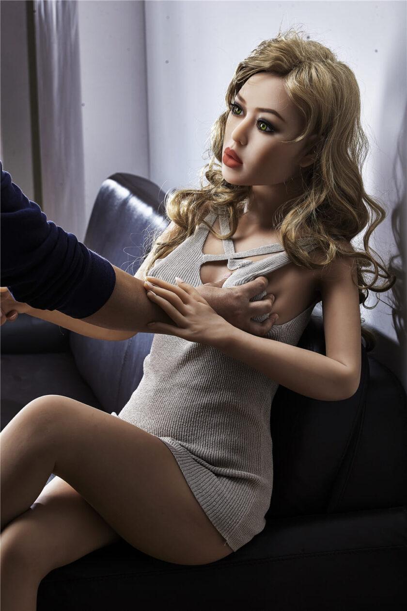 секс кукла бренд Irontech Doll