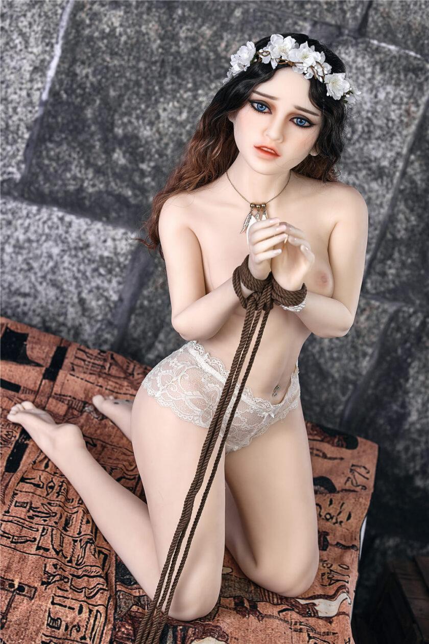 натуральная силиконовая кукла
