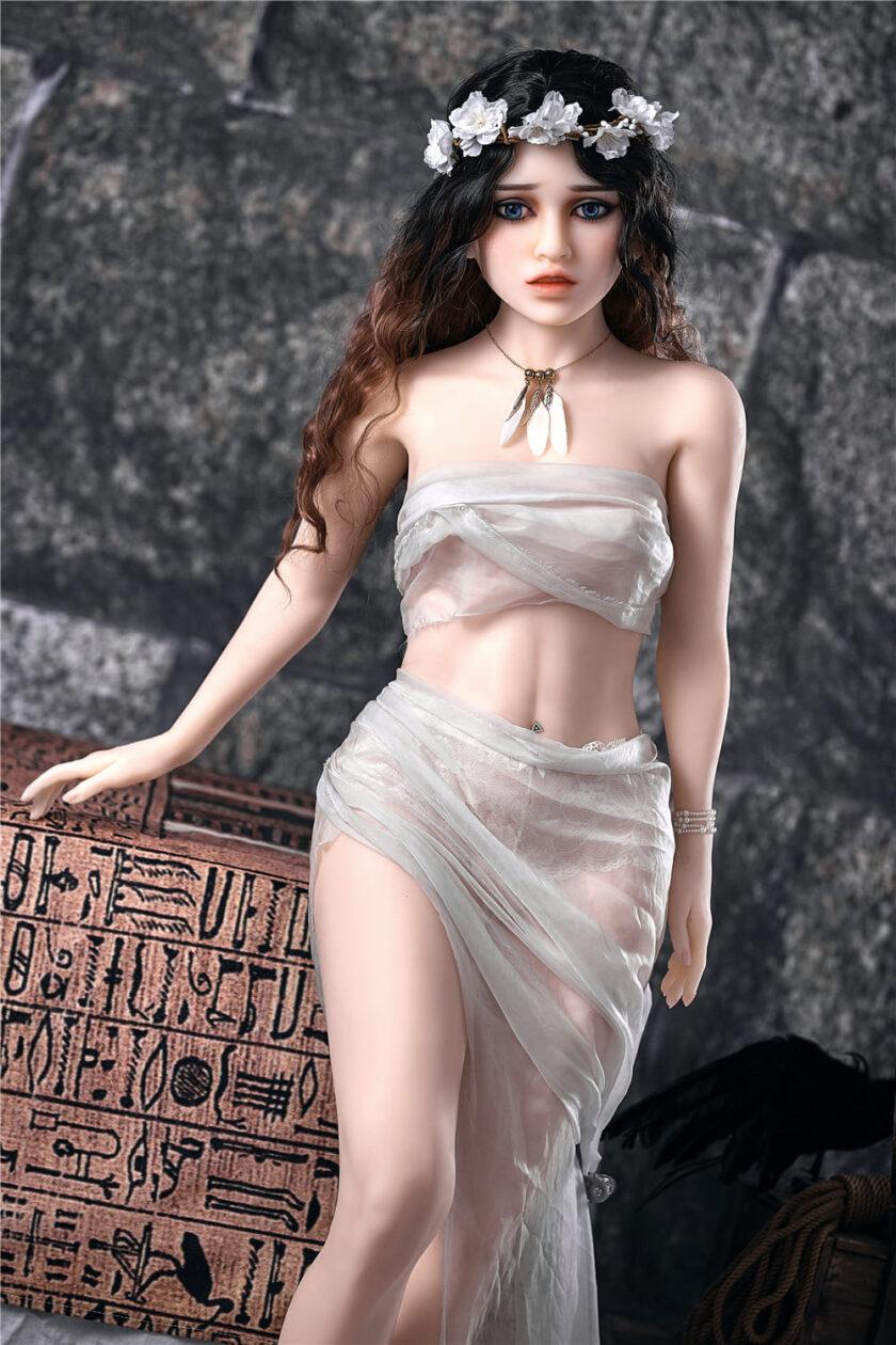 реалистичная силиконовая женщина