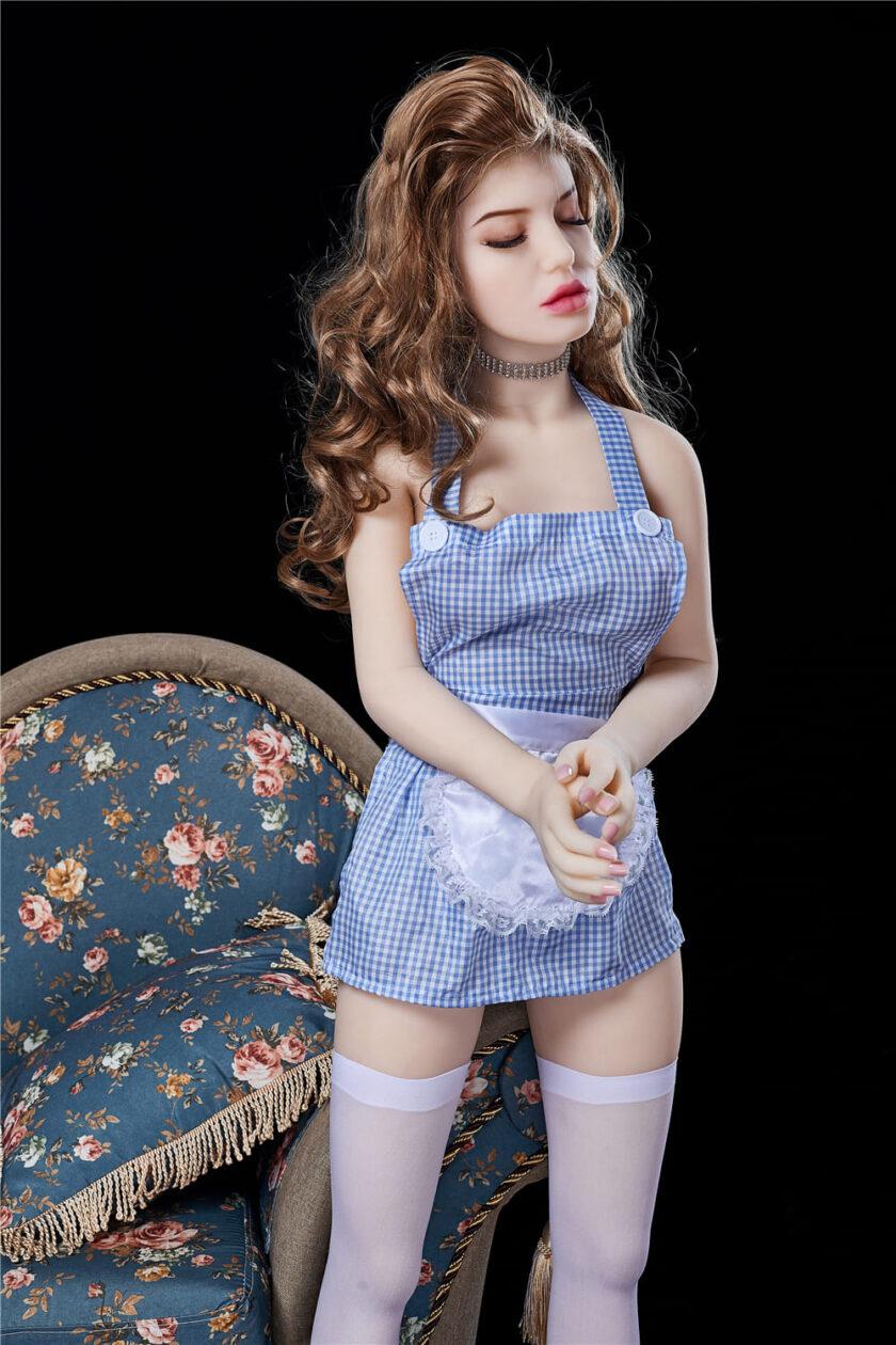 дешевая силиконовая кукла