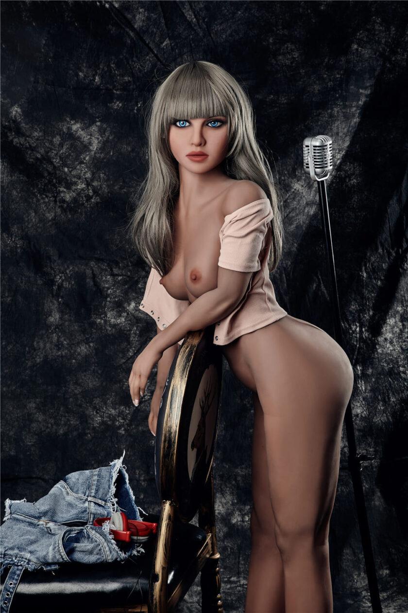резиновая игрушка женщина для секса