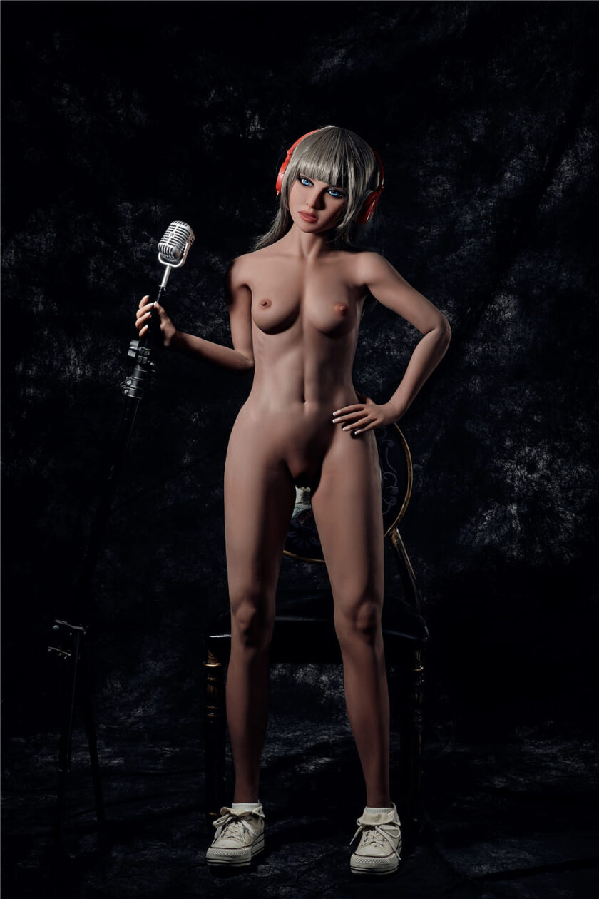 силиконовая кукла игрушка секс шопа
