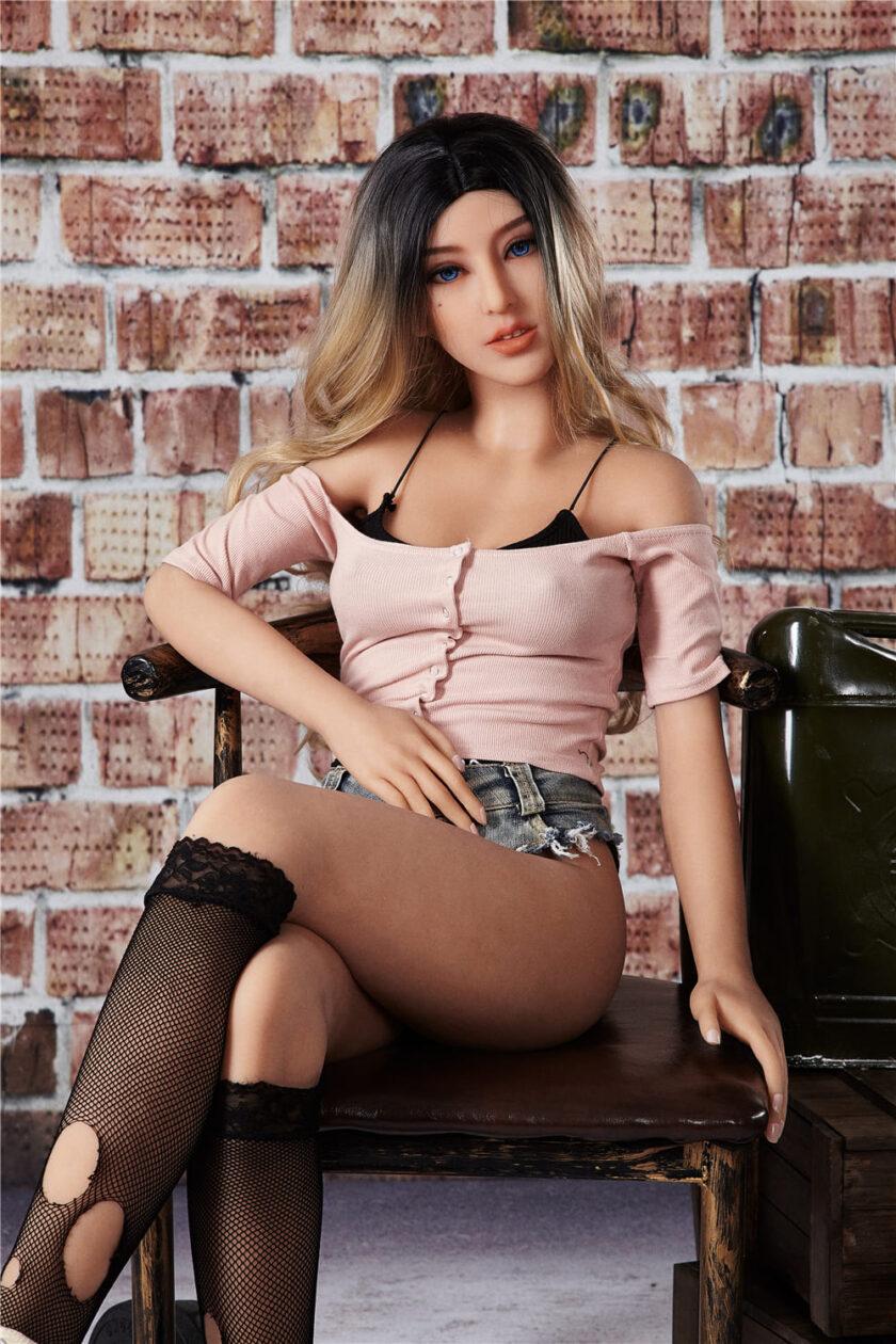 секс кукла сделанная с силикона