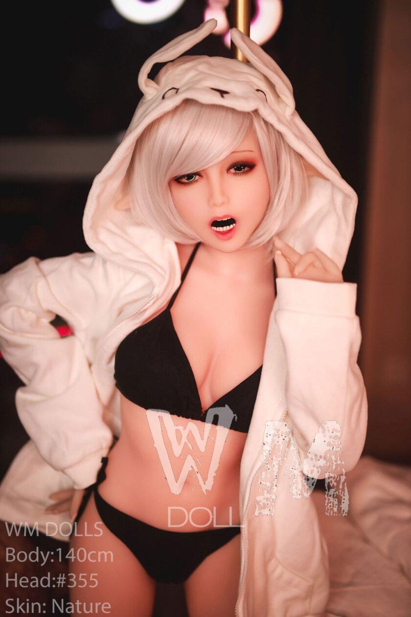 живая секс кукла аниме с ушками эльфа