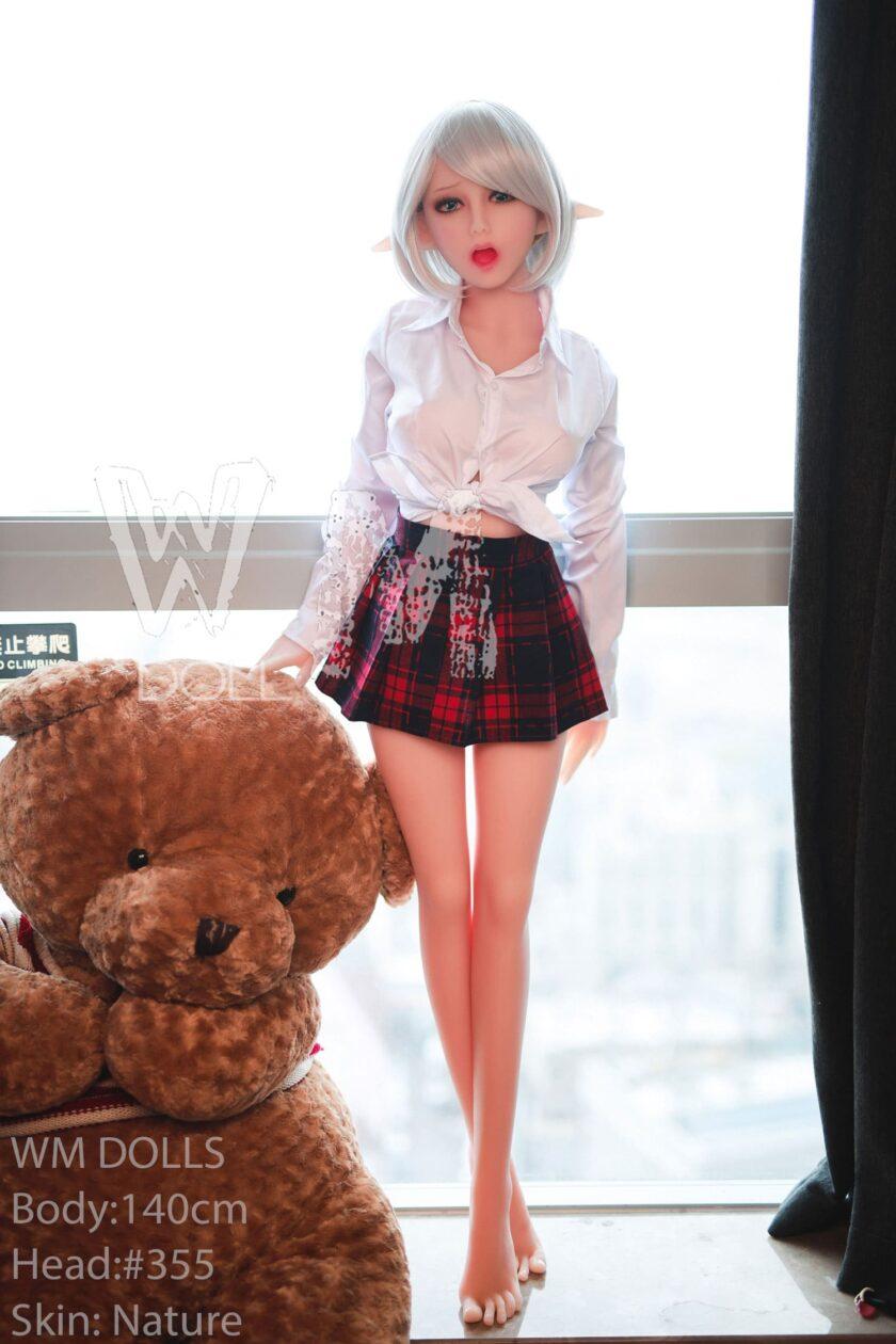 секс кукла эльф ребенок аниме