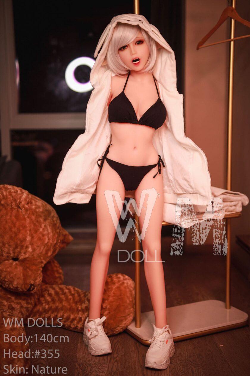 силиконовая секс кукла аниме с ушками эльфа