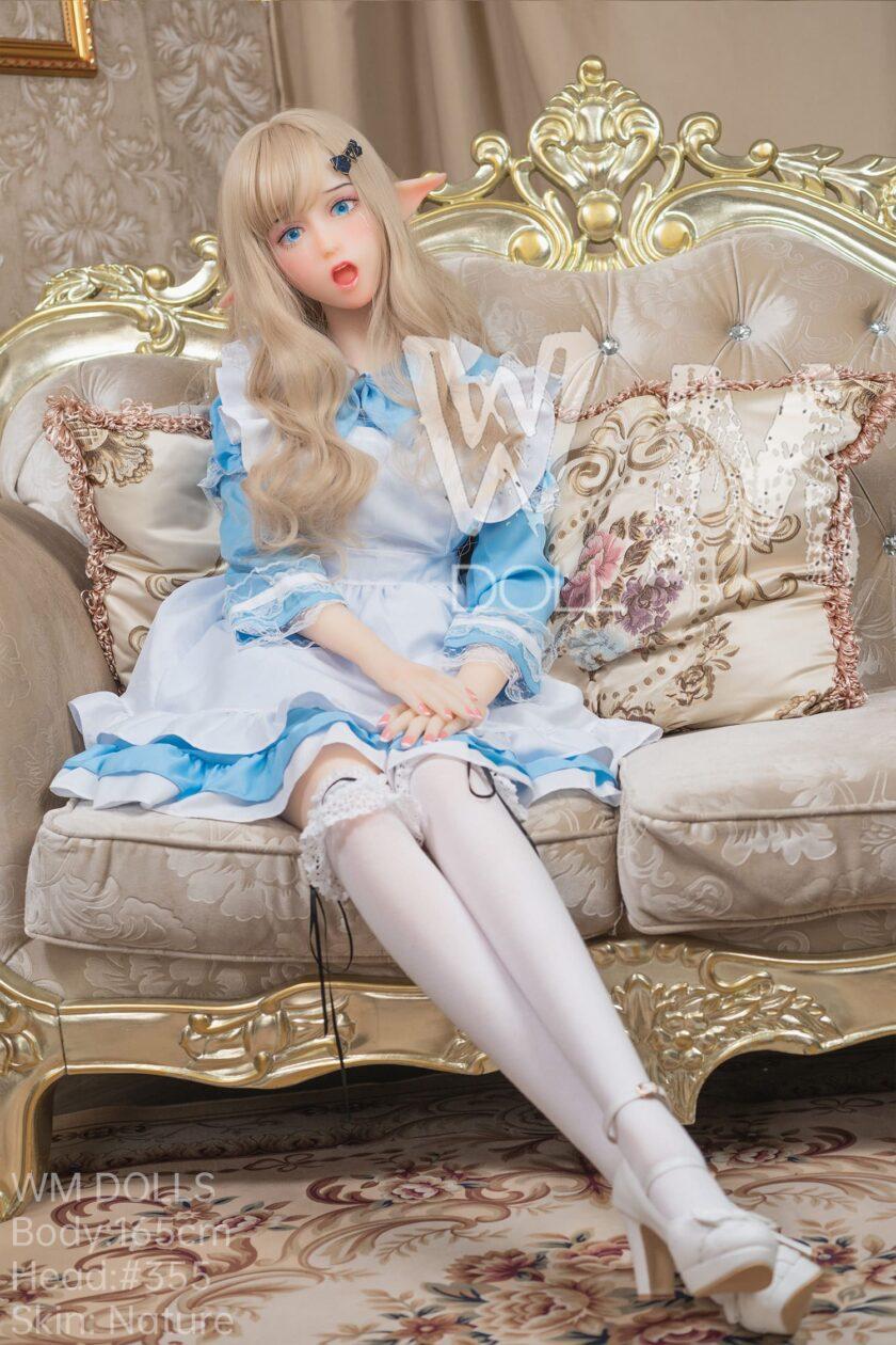 секс кукла маленькая девочка эльф