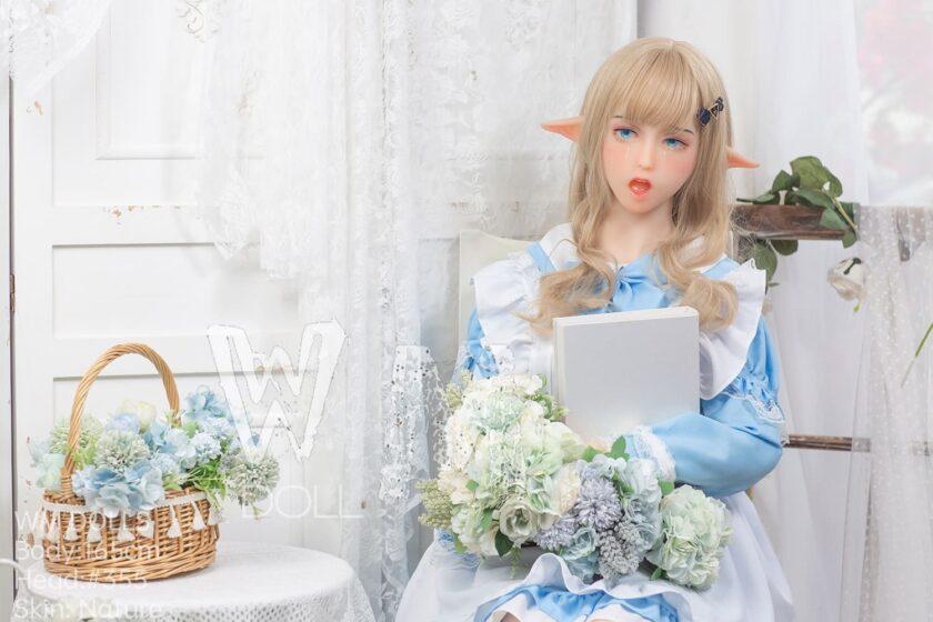 эльфийская девочка кукла для секса