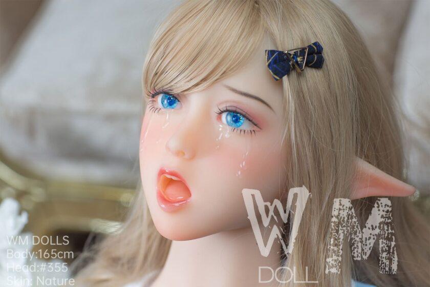 новая секс кукла WM DOLL эльф девочка