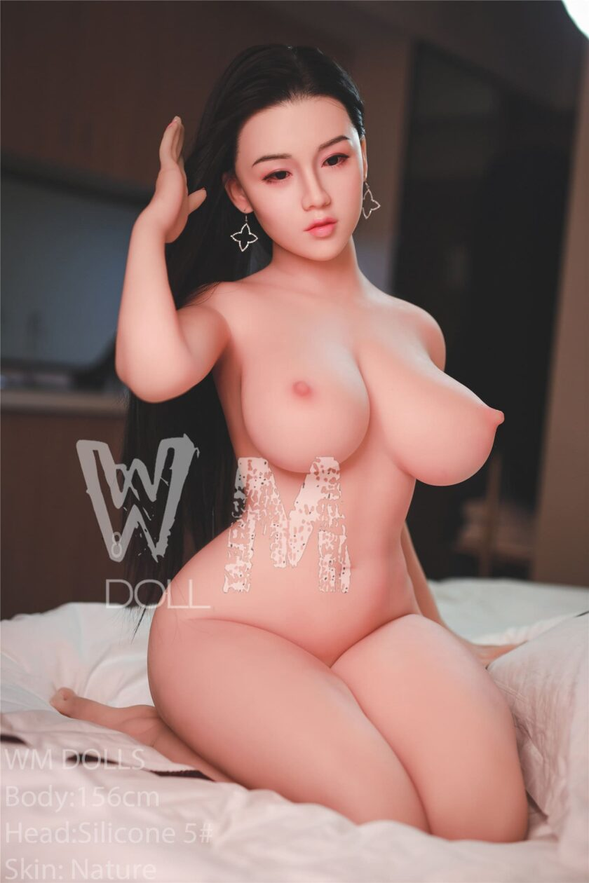 секс кукла с силиконовой головой