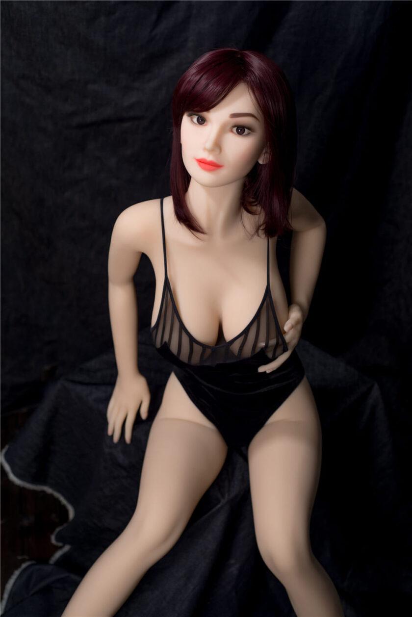 Силиконовая реалистичная секс кукла