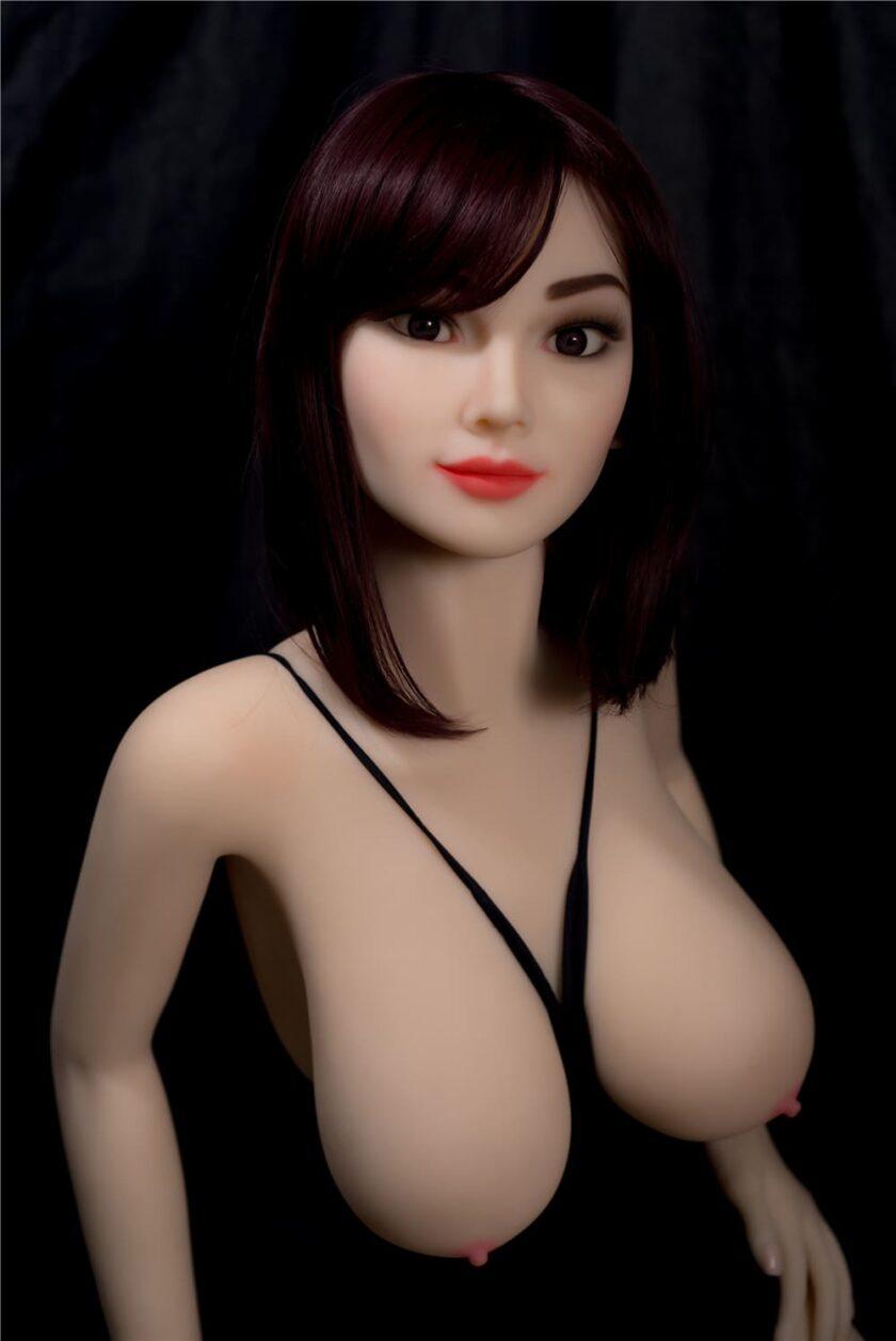 секс кукла с металическим скелетом