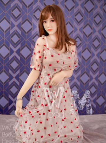 секс кукла WM DOLL силиконовая голова S85