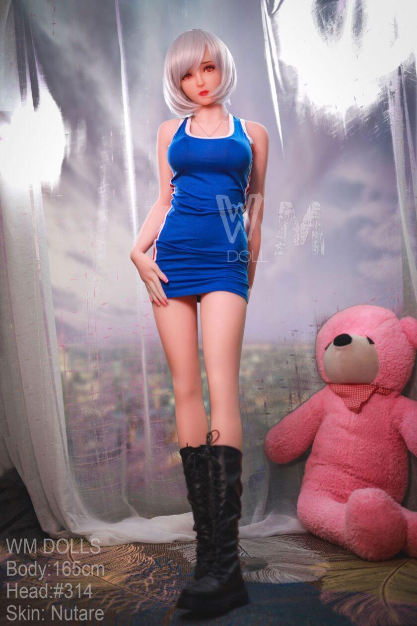 анимэ ребенок секс кукла