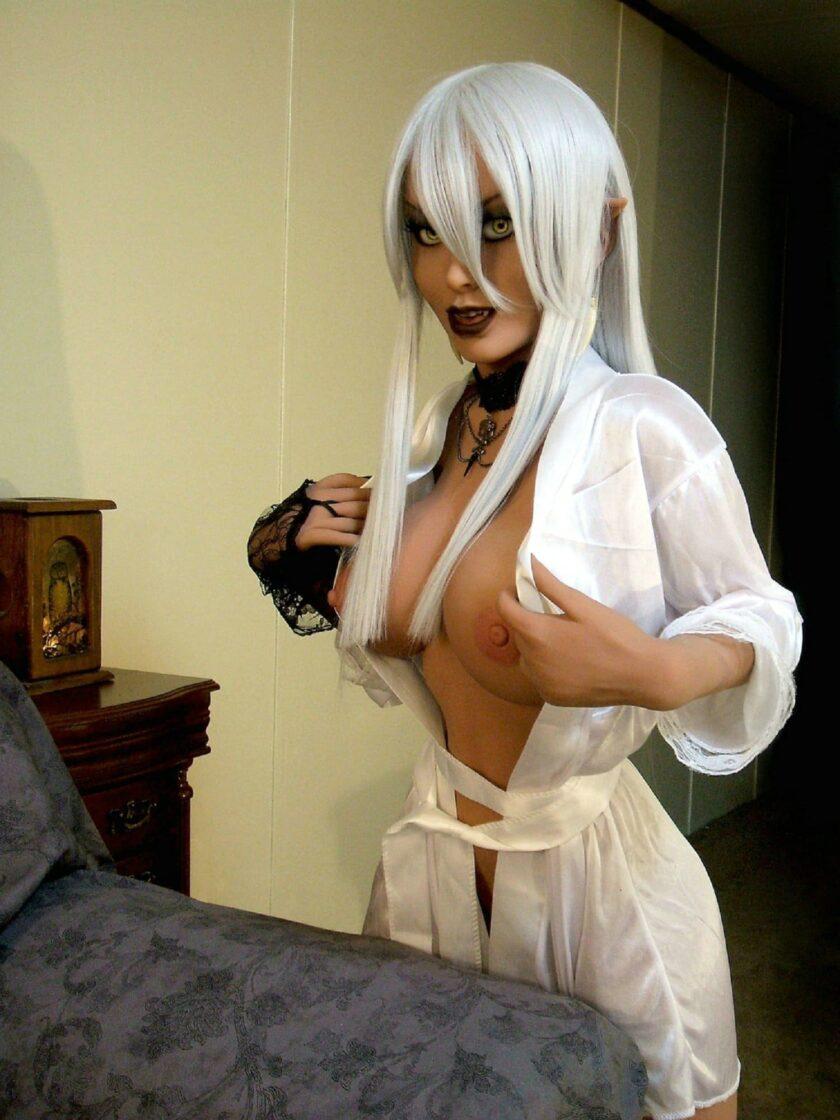 секс кукла вампир YL DOLL 148 см