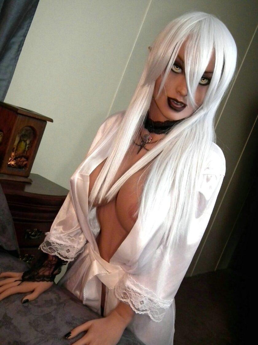 секс кукла вампир YL DOLL