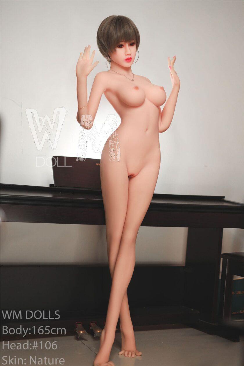 Полноразмерная эротическая секс-кукла