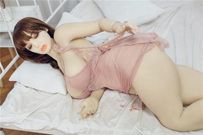 очень реалистичная секс кукла