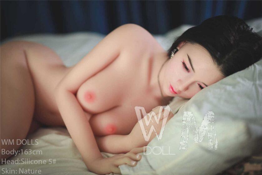 азиатская силиконовая секс кукла