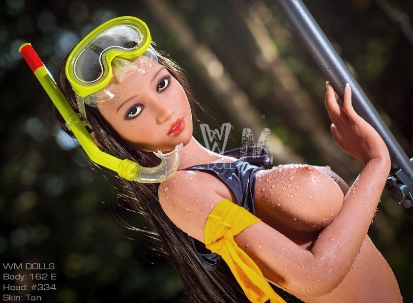 секс-кукла с искусственным интеллектом