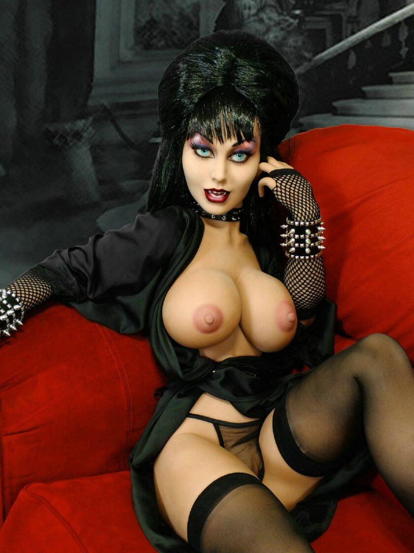 секс кукла вампирка