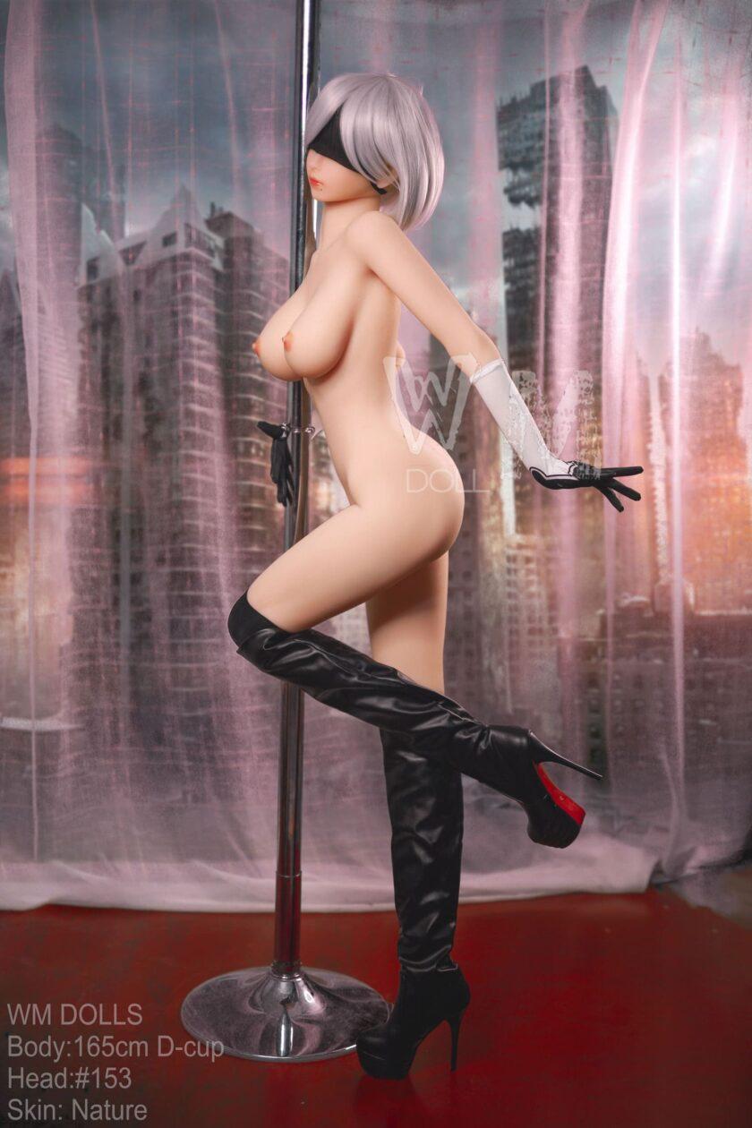 силиконовая секс кукла хентай