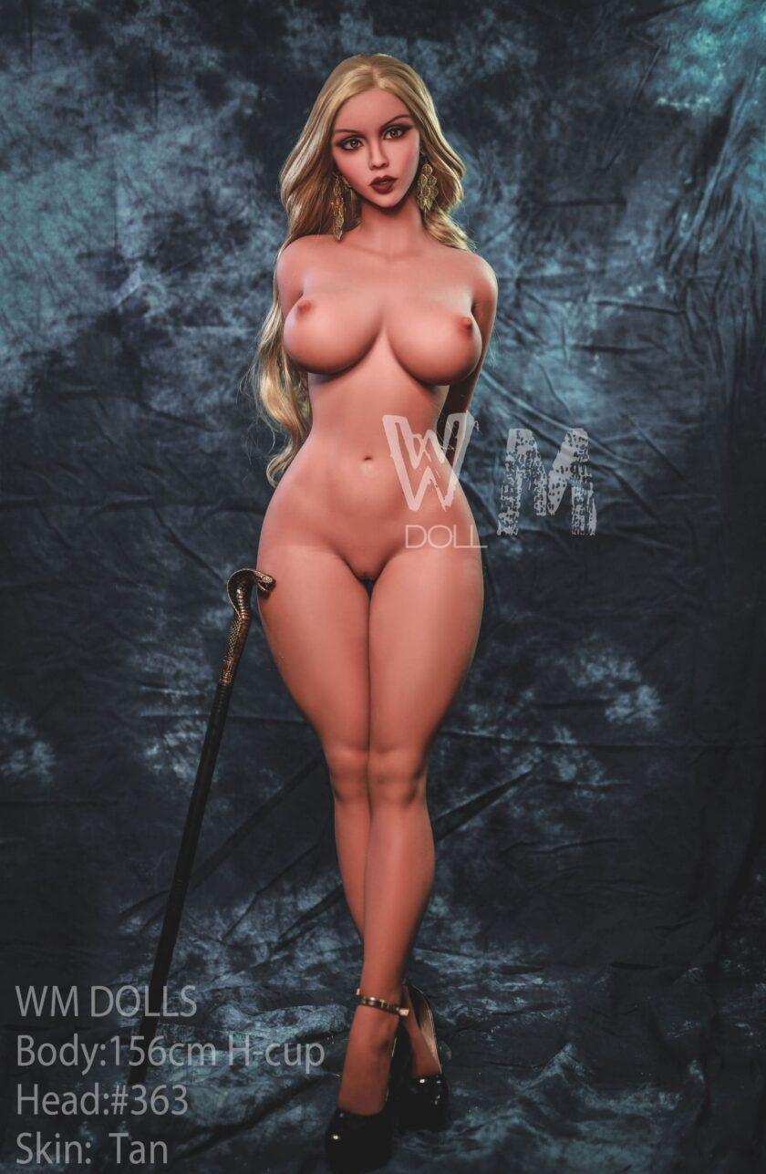 секс кукла Египетская королева