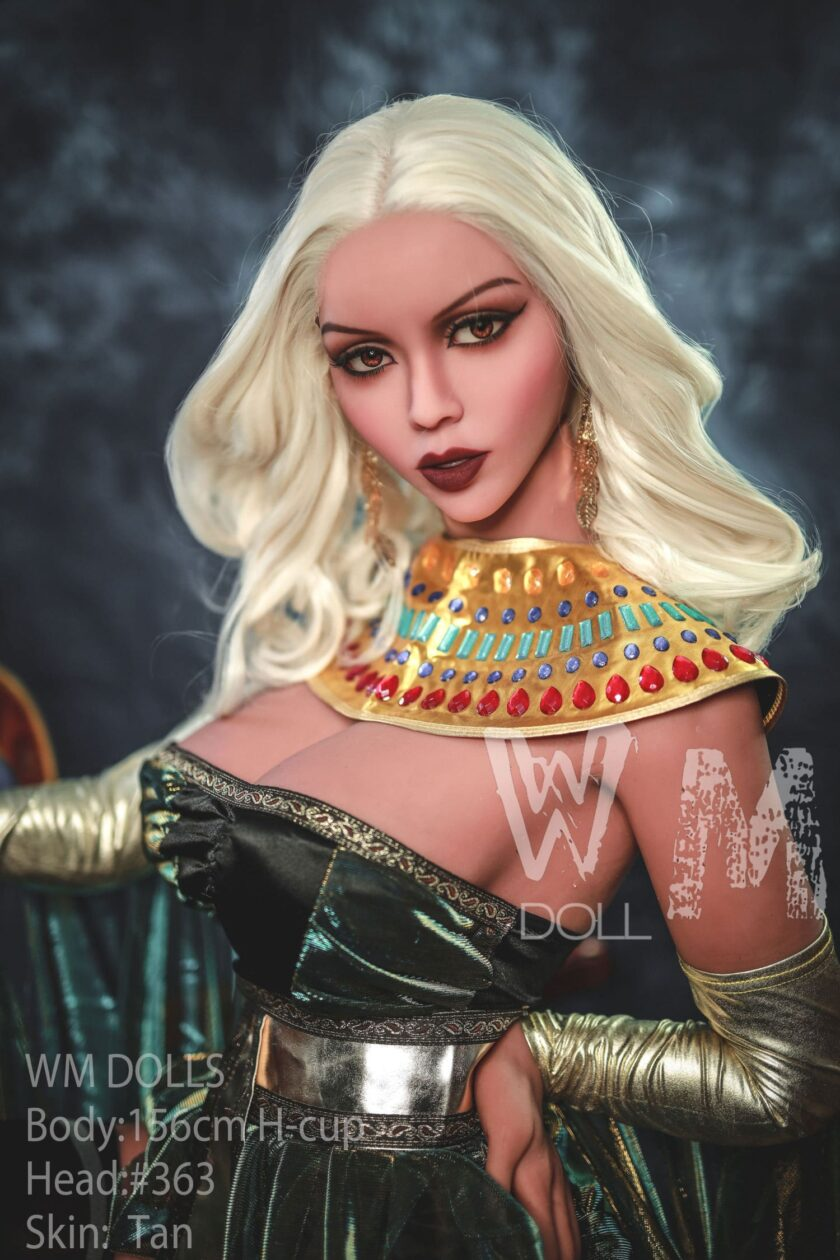 кукла секс шопа фантастическая египетская королева