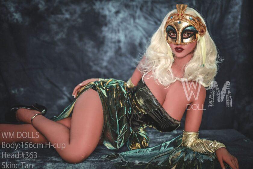 секс кукла Египетская Богиня
