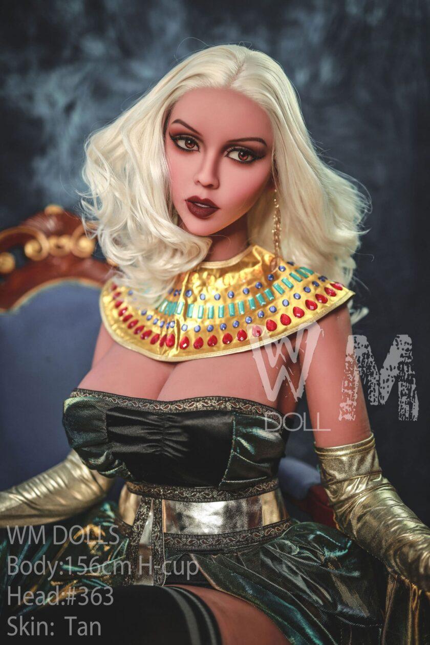 кукла секс шопа фантастическая египетская женщина
