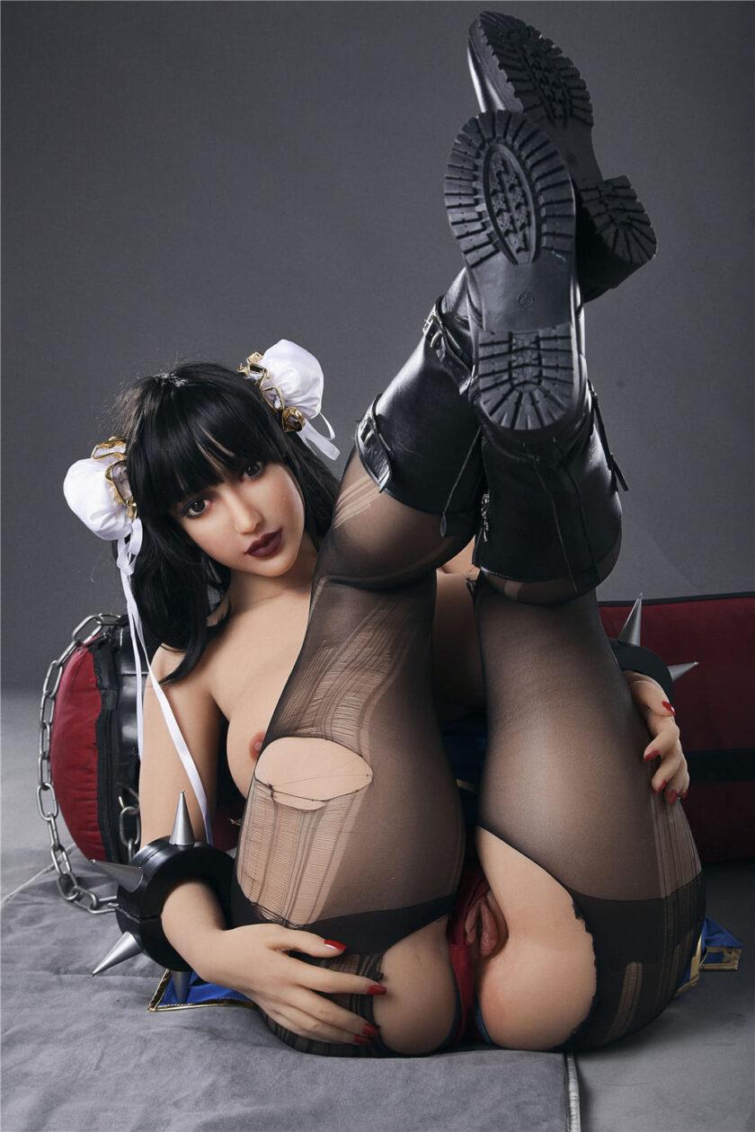 Реалистичная секс кукла 168 см