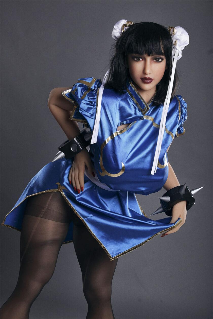 Реалистичная секс кукла Irontech Украина