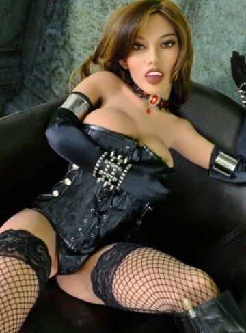 сексуальная кукла любви вампирша
