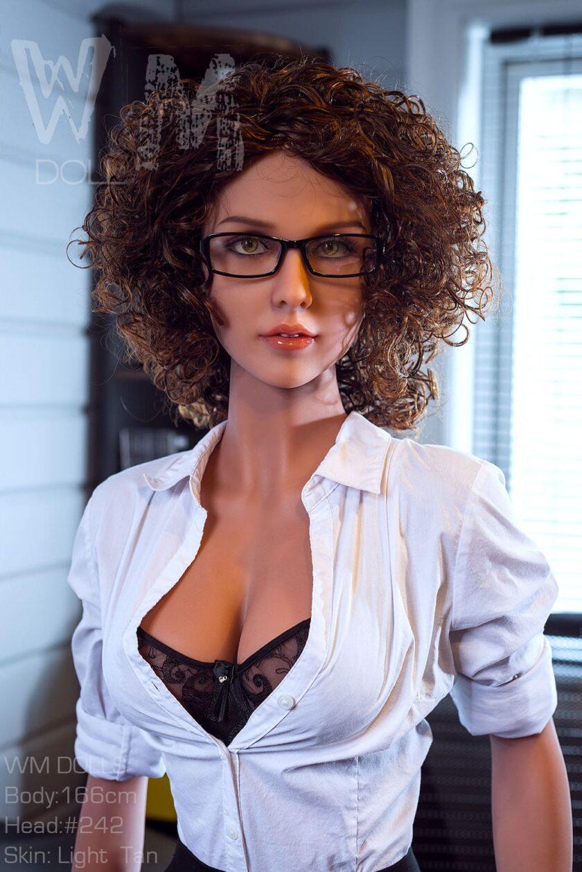 гибкая реалистичная секс кукла